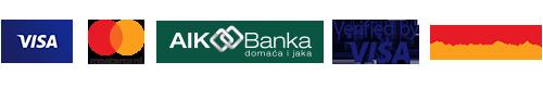 Visa Master Card AiK Banka